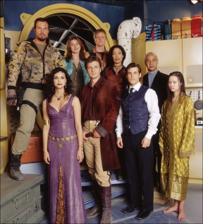 """Welcome to Serenity."""" ?Jane Espenson, writer for Firefly (among many other ..."""