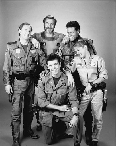 clockwise, from bottom:  Power, Hawk, Tank, Scout, Pilot