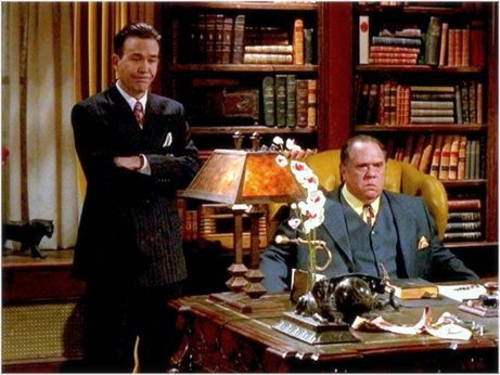 A Nero Wolfe Mystery A Nero Wolfe Mystery Friday 87 Central