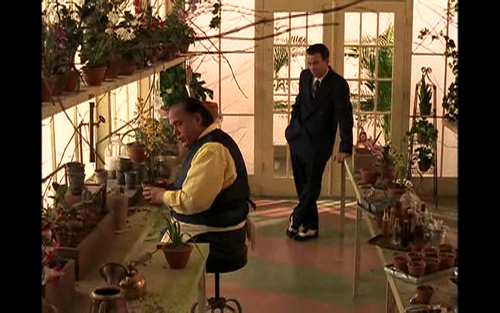 Image result for nero wolfe greenhouse